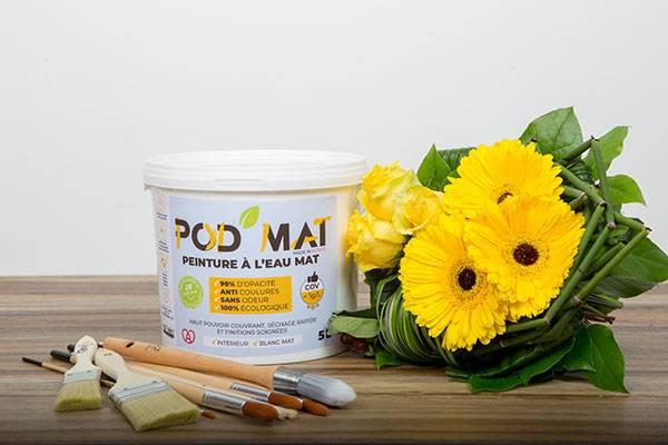 pod mat eau