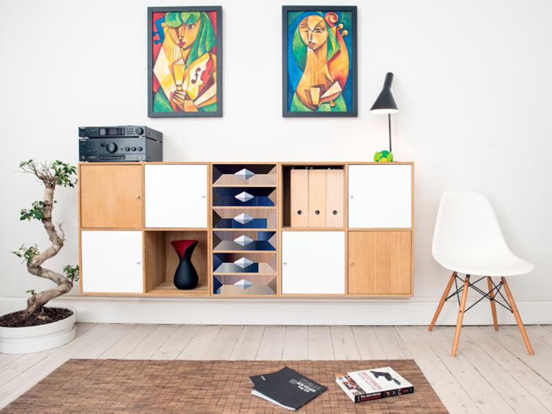 inspiration peinture meuble