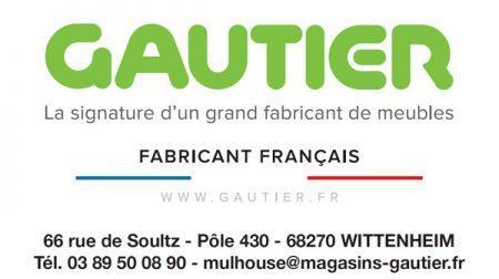 Gautier fabricant de meubles français - partenaire de Pod'Paint