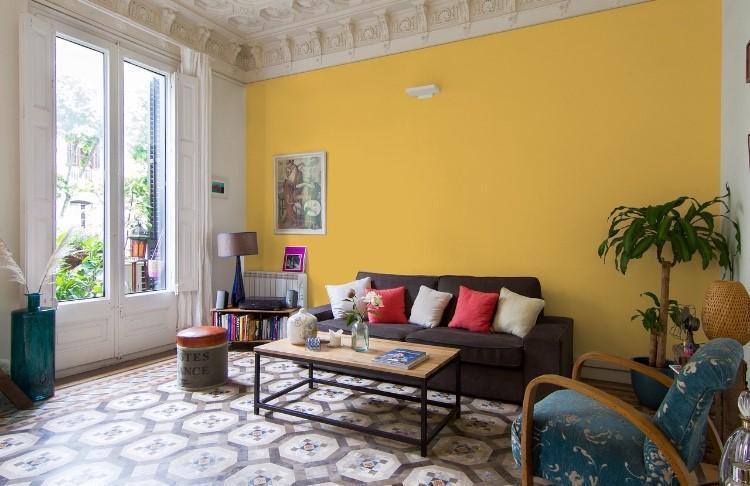 Peinture ambre décoration intérieure Étoile d'Ambre