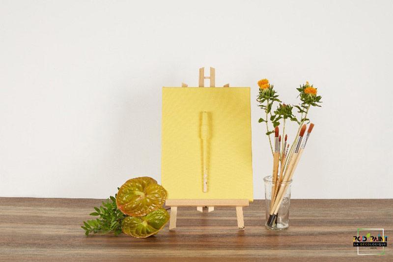 Peinture mate réveil de citrine