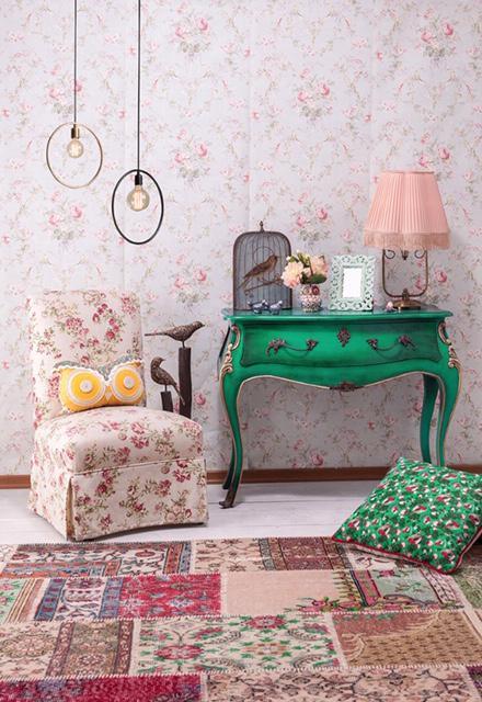 Relooking meuble peinture vert béguin de jade