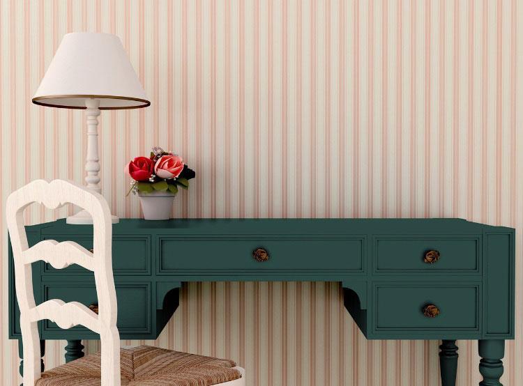 Peinture vert meuble décoration Fleur de Malachite