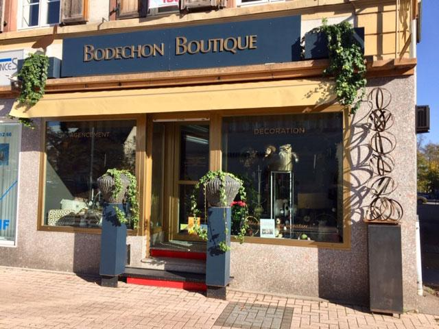 Boutique Jean Luc Bodechon - partenaire Pod'Paint
