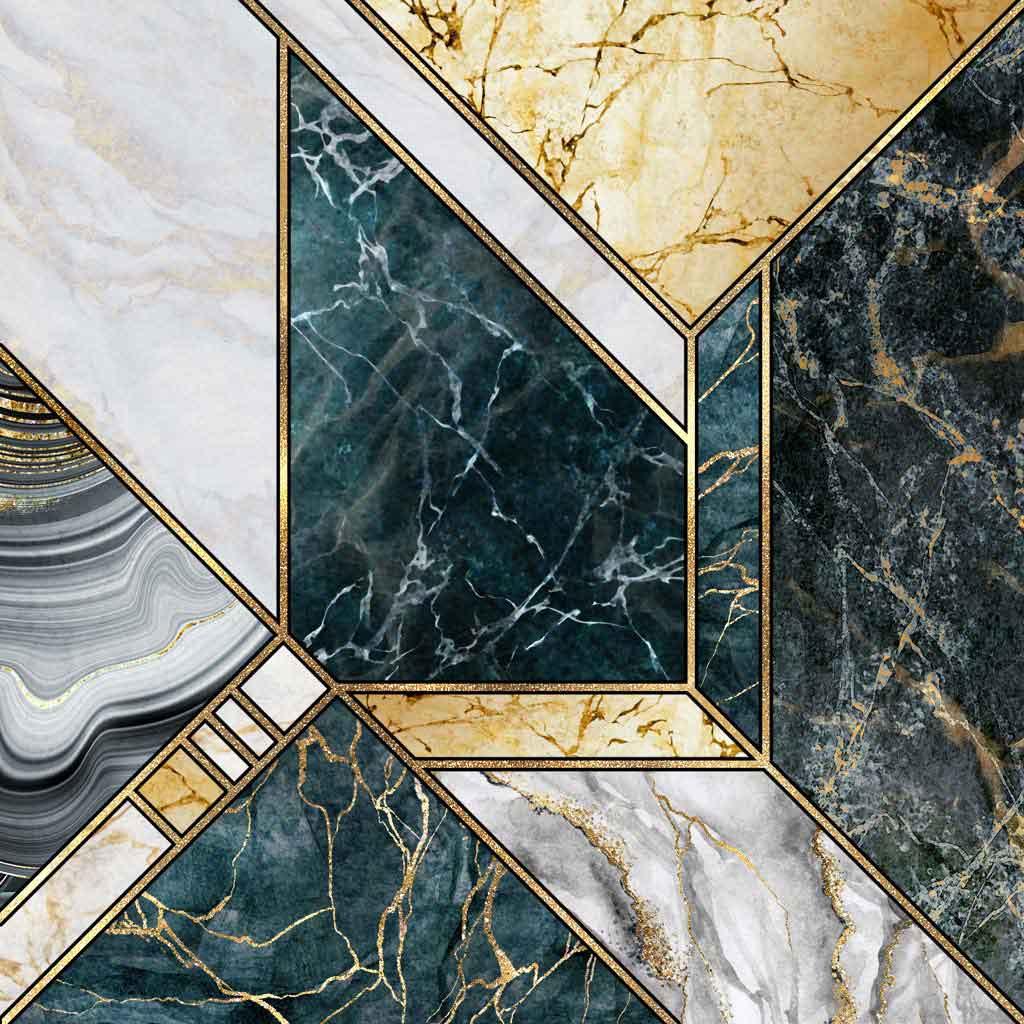Tendance décoration 2021 matière pierre