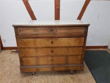 Rénovation meuble ancien pod'paint