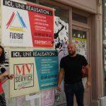 Rénovation immeulbe au coeur de Mulhouse - Pod'Paint