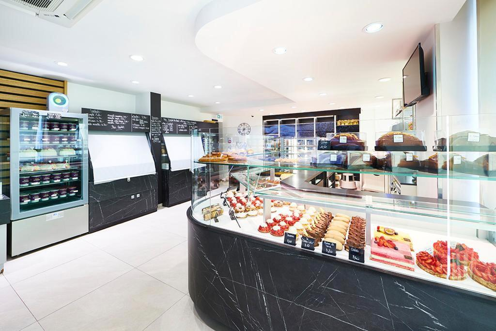 Rénovation boulangerie Manu Gross